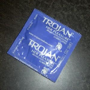 Trojan Condom, Her Pleasure